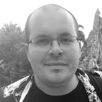 Chris Powell, Solution Architect