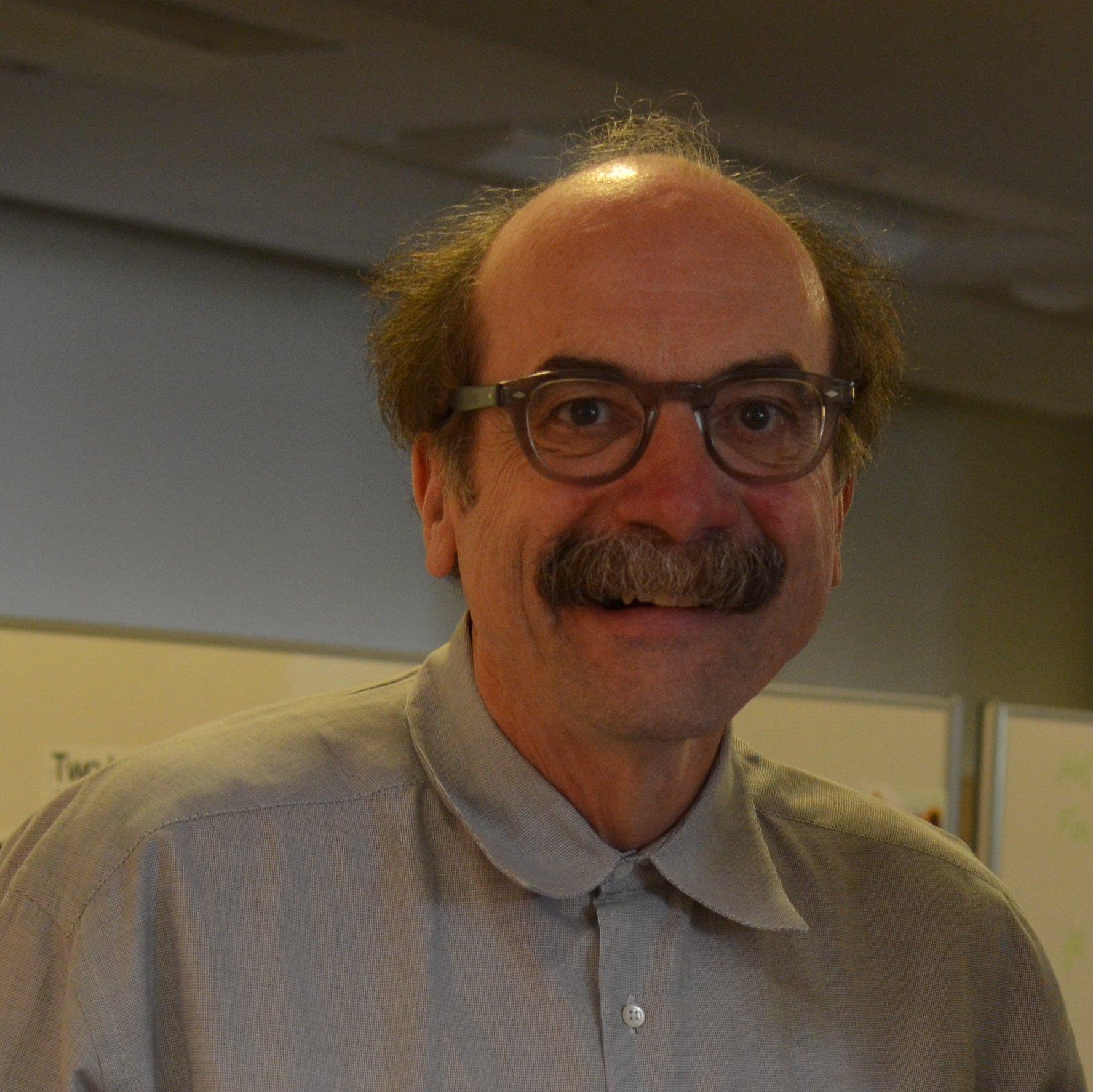 David Kelley, founder of IDEO